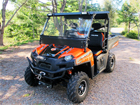 Polaris Ranger 700, 800 - All Full Size Standard and Crew Cab