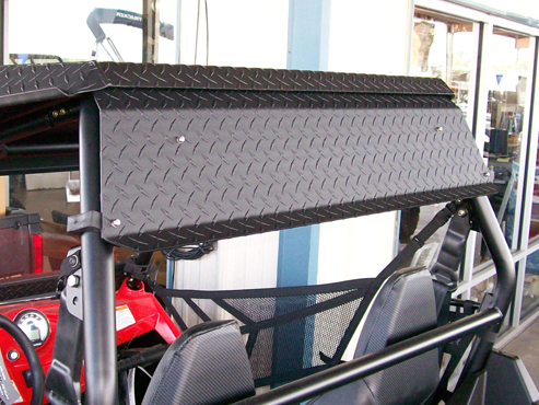 Ranger RZR Rear Window