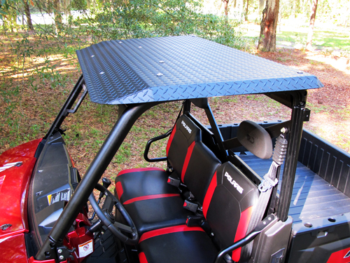 187 Polaris Ranger Mid Size Roof Ftd Cabs