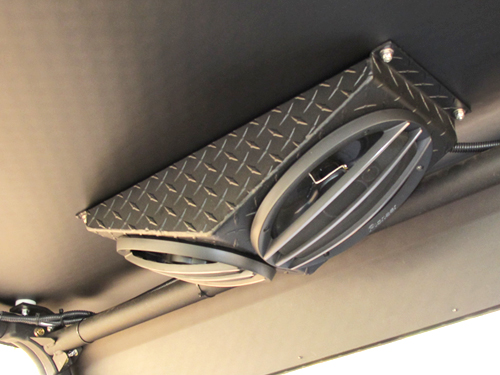xp900 rear speaker box