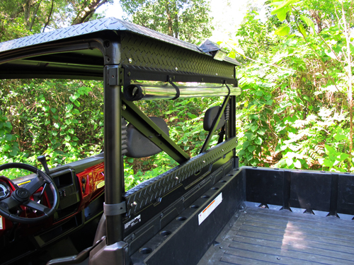 Polaris Ranger Xp1000 900 570 Xp Rear Window Ftd