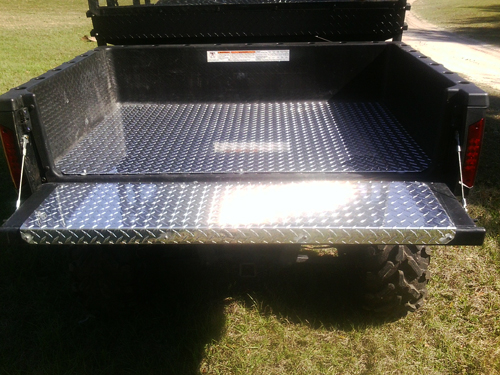 Polaris Ranger XP 800XP Bed Liner and Tailgate Liner