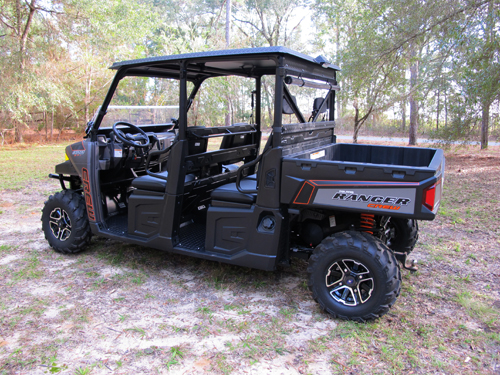 Polaris Ranger Crew Cab Roof XP1000, 900, XP570 – FTD