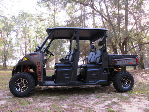 Polaris Ranger XP900 Crew Cab Roof   2014