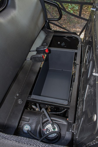 570 POLARIS RANGER UNDERSEAT STORAGE BOX