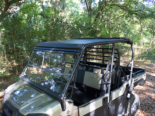 KAWASAKI MULE PRO-FXT FOLD DOWN WINDSHIELD