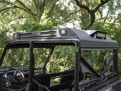 Polaris Roof Rack Amp Polaris Ranger 900 Crew Metal Roof