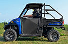 Polaris Ranger Doors Standard and Crew Cab