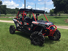 Polaris RZR and RZR 4 Accessories